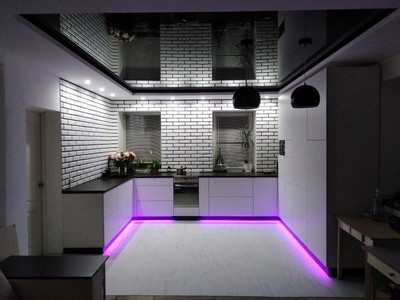 Кухня №5 (венге/бежевый)