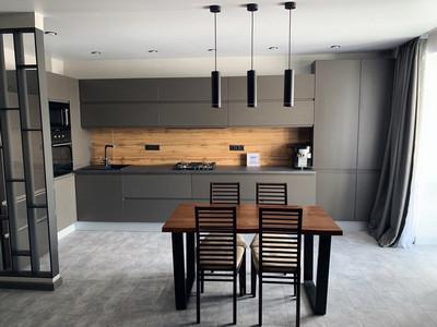 Кухня №33 (венге/белый)