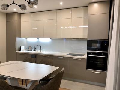 Кухня №37 (венге/белый)