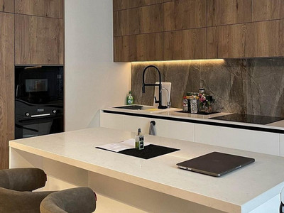 Кухня №41 (венге/серый)